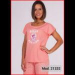 Pijama Rachas&Abreu 50%poli 50%cotó Preu 21€
