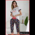 Pijama Massana Samarreta 98%cotó 2%poliç Pantaló 100%cotó Preu 29€
