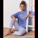 Pijama Admas Samarreta 65%poli 35%cotó Pantaló 100%cotó Preu 31€