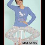 Pijama Admas 100%cotó Preu 34€