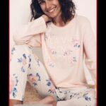 Pijama Admas 50%cotó 50%modal Preu 29.90€